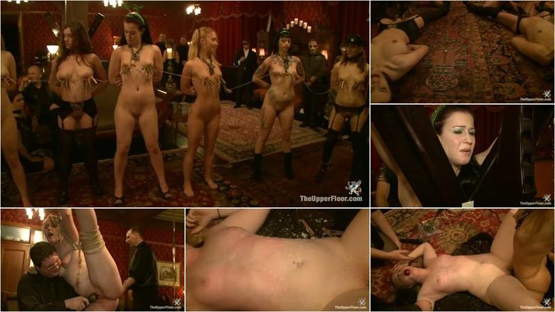 Lilla Katt, Jessie Cox, Cheyenne Jewel, Iona Grace, Nicki Blue, Sparky Sin Claire - Six Slaves [HD 720p]