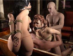 3Derotic - Helpful Maid