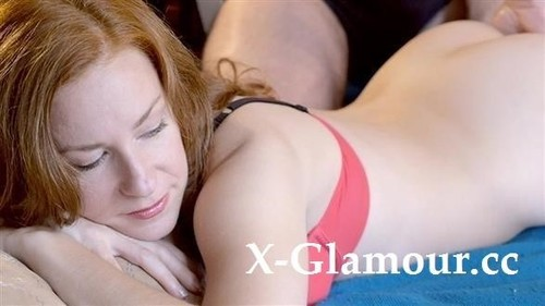 Young Redhead Cutie Gets Fucked From Behind [SD]