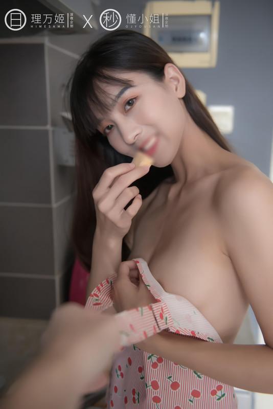 露出系福利姬@理萬姬x懂小姐合集(下)