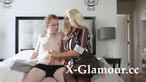 "Brittany Andrews in ""Big Tit Blonde Milf Brittany Andrews Gets Railed By Her Stepson During The Pandemic"" [HD]"