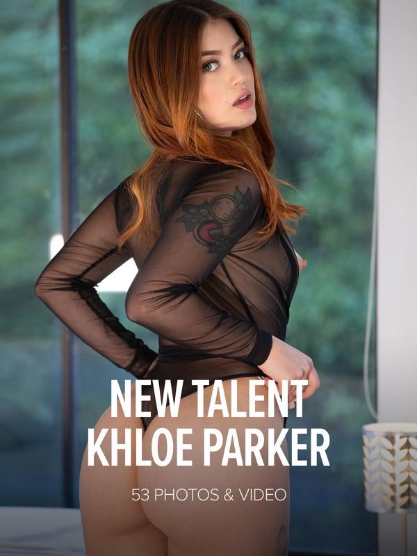 New Talent Khloe Parker (2021-04-16)