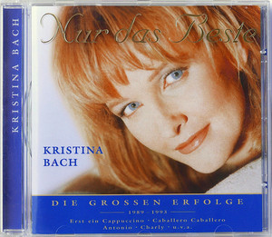 Re: Kristina Bach - pop