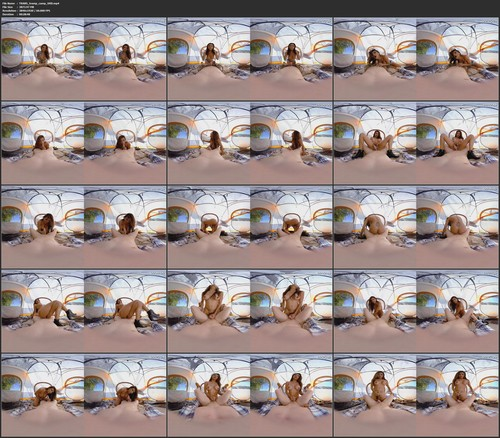 Trans Tramp Camp Jessy Dubai Oculus Vive 180 4k