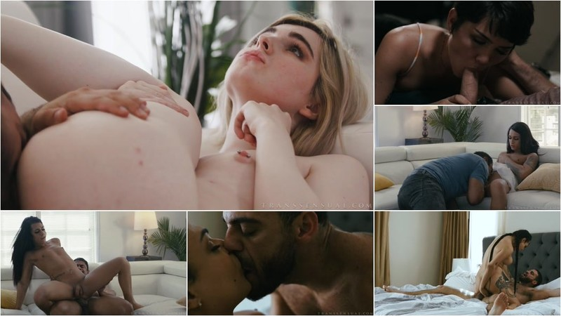 Daisy Taylor, Ella Hollywood, Khloe Kay, Eva Maxim, Pierce Paris, Ricky Larkin, Draven Navarro - Split Scenes [HD 720p]
