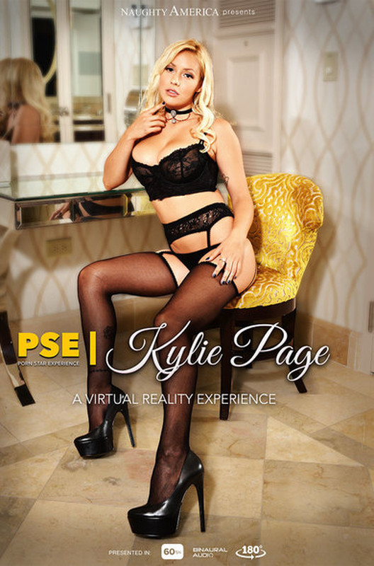 Porn Star Experience Kylie Page Oculus Vive