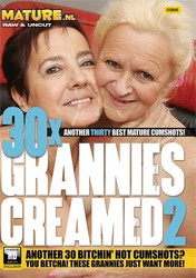 0fv5ftu6e9he - 30X Grannies Creamed 2