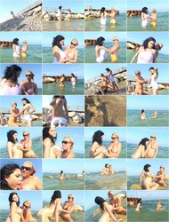 Shione Cooper-Seaside Splashing and Boobs Sucking [HD 720p] OnlyBigMelons [2021/396 MB]