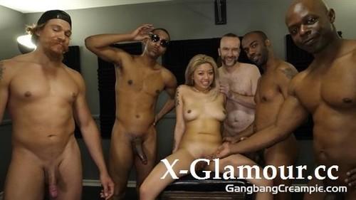 Gia DiBella - Gangbang Creampie 293 [FullHD/1080p]