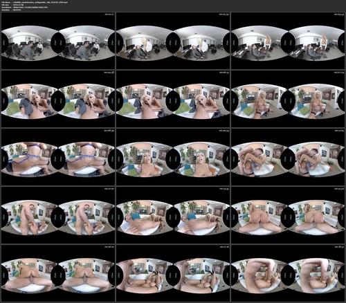 Getting A Raise At Work Voyeur Nicolette Shea Oculus