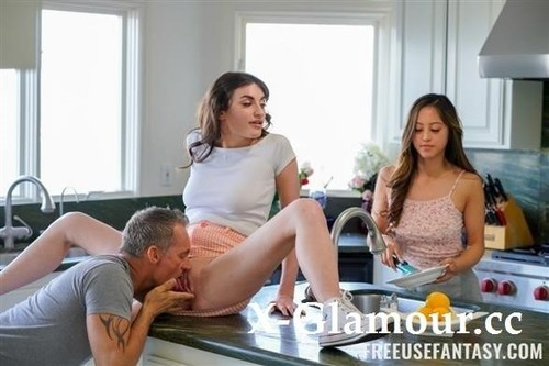 Alexia,ers, Mia Taylor - The Coolest Stepdad (2021/SD)