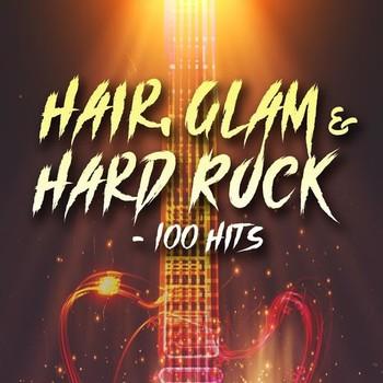Hair, Glam & Hard Rock - 100 Hits (2021) Full Albüm İndir