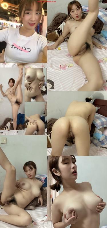 Kuaishou anchor Weiwei vivian nude dance