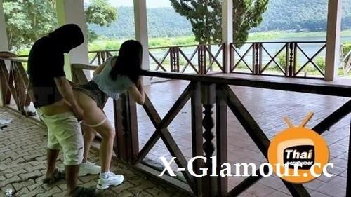 Thai Outdoor Sex At The Waiting Shade Beside Dam [HD]