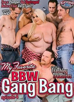 My Favorite BBW Gang Bang #4