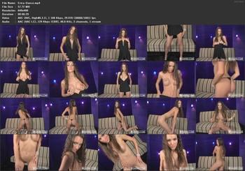 Erica Ellyson - Virtual Lap Dance, 480p