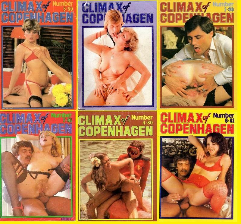 6 Magazines - Climax of Copenhagen (1980s) JPG