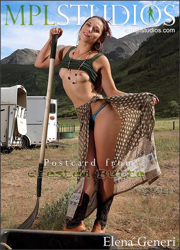 Elena Generi - Postcard Crested Butte   (2021-05-31)