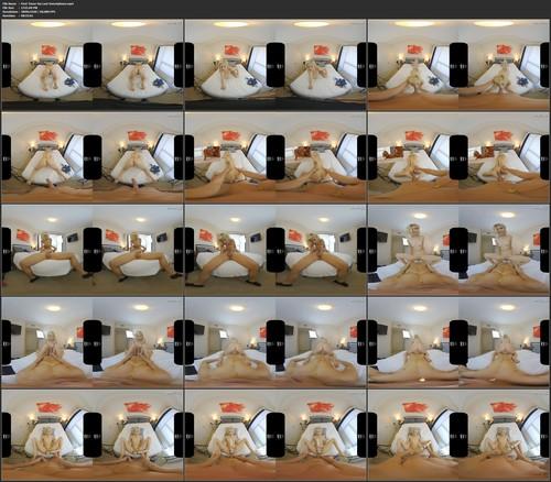 First Timer Sia Lust Oculus 4k