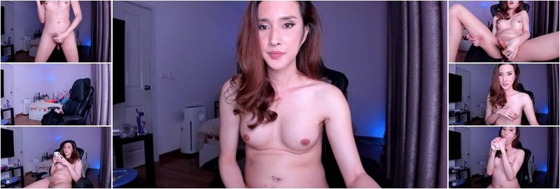Trans Girl - Cam Show Various TGirls 25 May (HD)