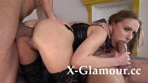 """Anastasia Mistress in """"Bdsm - Stockings - Prolapse - Translation With Titles Vk059"""" [HD]"""
