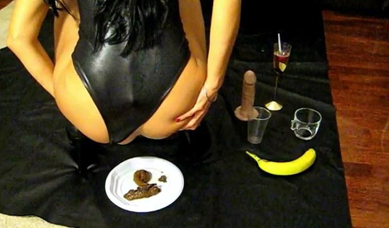 Antonella Gourmet Kaviar cooks by Mistress Antonella [SD 480P]