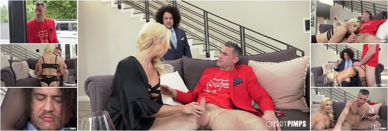 Sophia West - A Pathetic Husband That Can't Even Fuck His Hot Wife (HD)