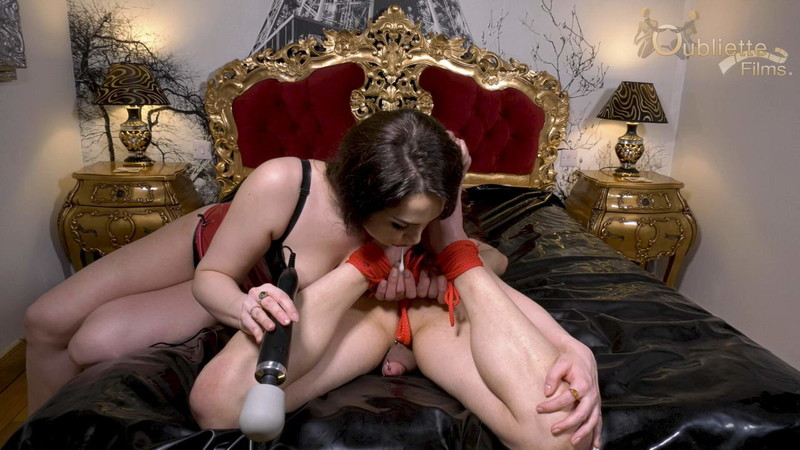 Oubliette - Might I Let You Cum? [FullHD 1080P]