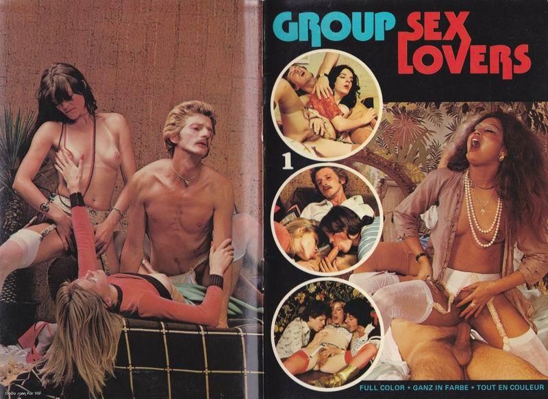 Group Sex Lovers 1 (1978) JPG