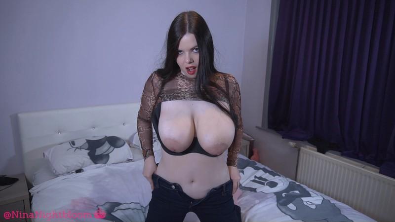Nina Nightbloom - Hot mommy sucks son's cock [FullHD 1080P]