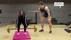 GiantPoser - Fitness Coach