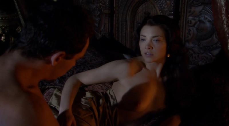 Dormer nude natalie Natalie Dormer