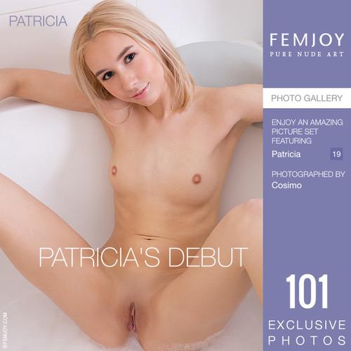 Patricia in Patricia's Debut (2021-06-15)