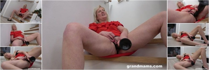 Luka Blond - Big toy for big pussy (FullHD)