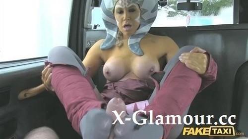 Karlie Simon - Star Whores The Cock Awakens (HD)