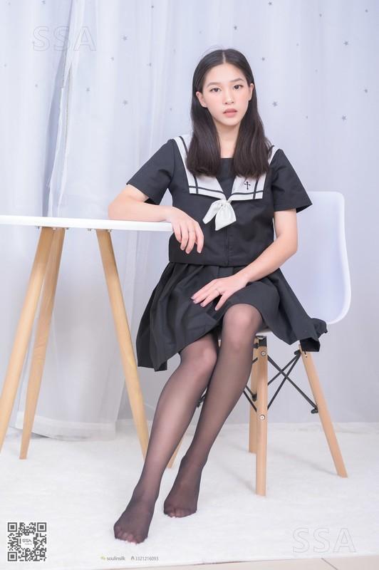 [SSA丝社]超清写真 No.203 佳佳的JK制服[109P/1.41GB] SSA丝社-第1张