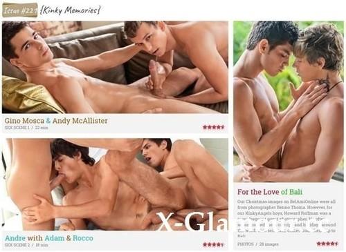 Gino Mosca, Andy McAllister, Andre Boleyn, Adam Archuleta, Rocco Alfieri -  [HD/810p]