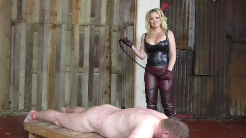 My Big Bullwhip - The ANGEL From HELL [FullHD 1080P]