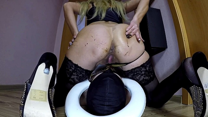 scatdesire - You Have No Other Choice Toilet [FullHD 1080P]